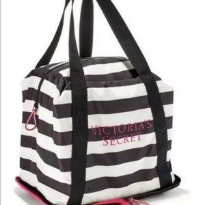 Victoria's Secret Packable Weekender Tote Portable